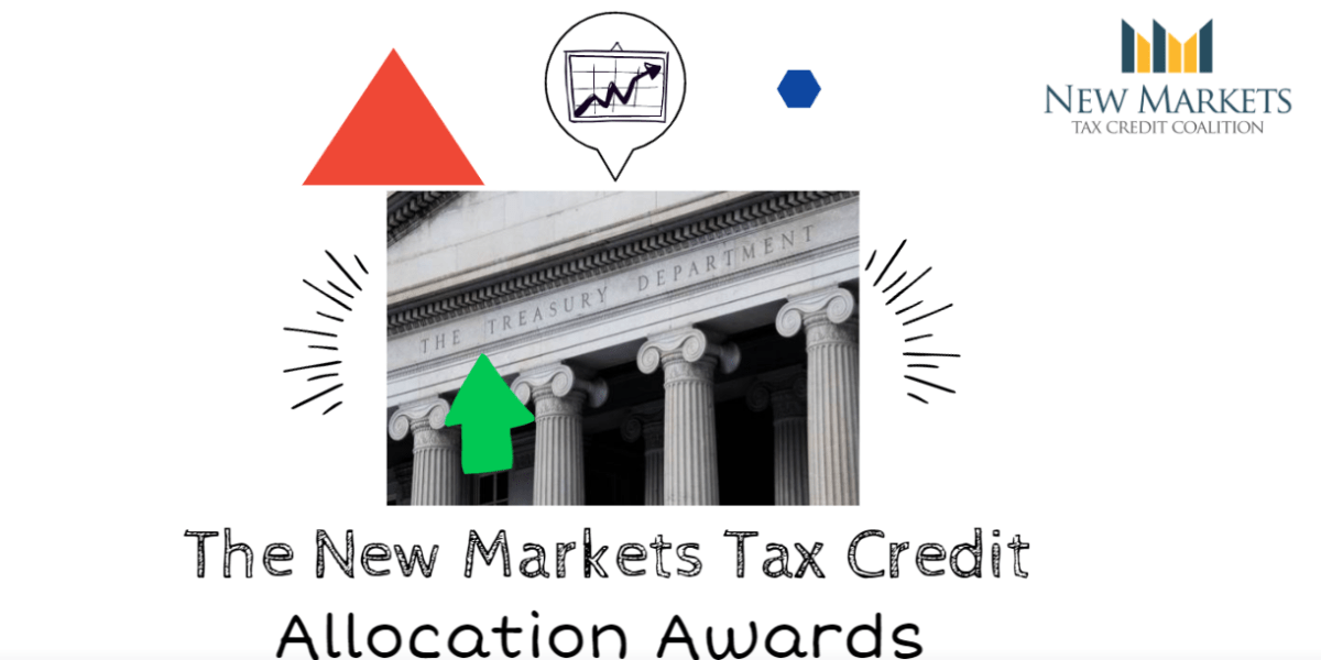 Treasury's CDFI Fund Announces 2018 NMTC Awards