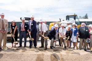 Congressman Welch Attends Putnam Block Groundbreaking