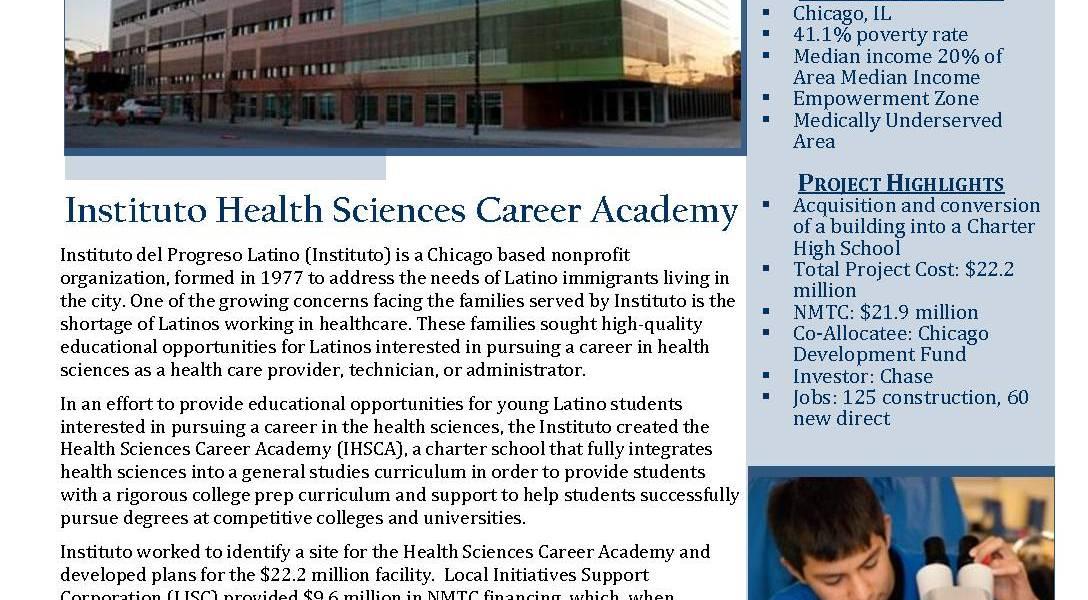 Instituto health