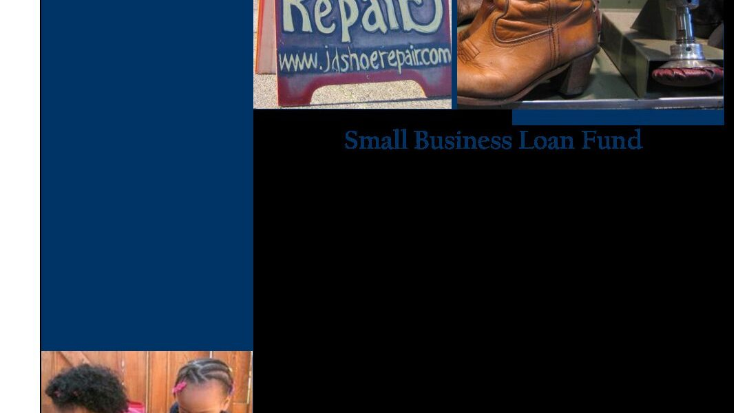 Oregon Small Business Loan Fund