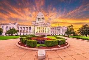 Arkansas State Capitol Building