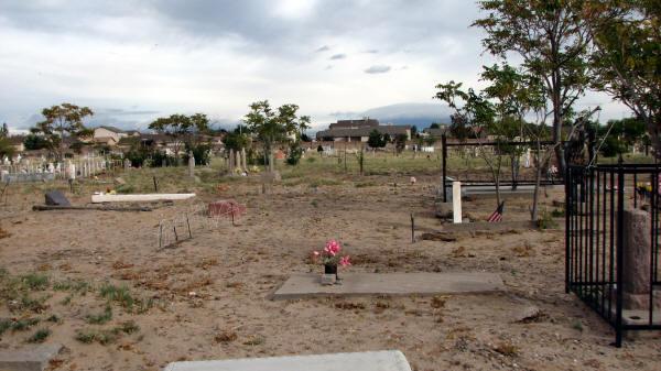 San Jose Armijo Cemetery, Albuquerque, Bernalillo County, New Mexico