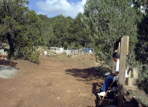 Canoncito Cemetery, Canoncito, Bernalillo County, New Mexico