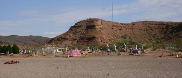 New Rincon Cemetery, Rincon, Doña Ana County, New Mexico