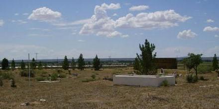 Vado Cemetery near Vado, Doña Ana County, New Mexico