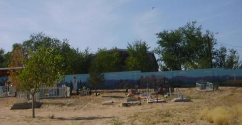 Evangelico Cemetery, Bernalillo County, New Mexico