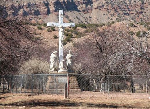 San Ysidro Memorial Site Cemetery, Sandoval County, New Mexico