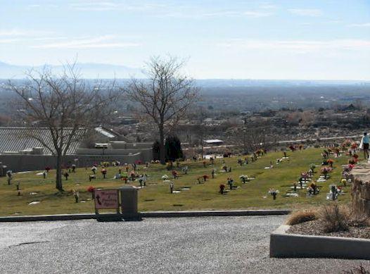 Vista Verde Memorial Cemetery, Sandoval County, New Mexico