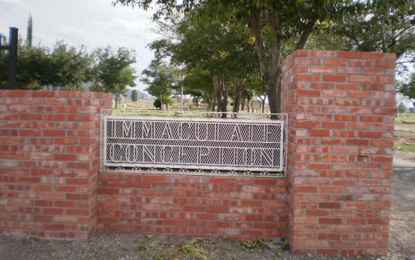 Immaculate Conception Cemetery, Alamogordo, Otero County, New Mexico