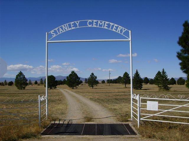 Stanley Cemetery, Santa Fe County, New Mexico