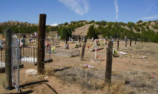 Old Dixon Catholic Cemetery, Rio Arriba County, New Mexico