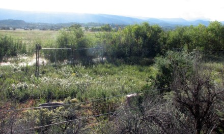 La Placita Cemetery, Sandoval County, New Mexico