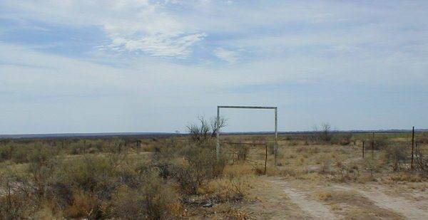 Spring Mound Cemetery (AKA Old Dexter Cemetery) in Dexter, Chaves County, New Mexico