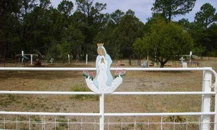 St Mary's Cemetery, Bernalillo County, New Mexico