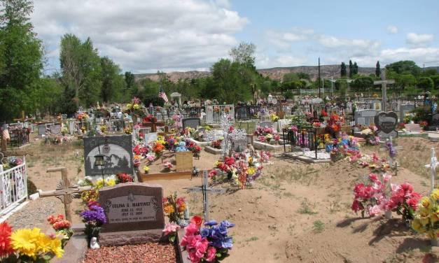 Nuestra Senora de Dolores Cemetery, Rio Arriba County, New Mexico