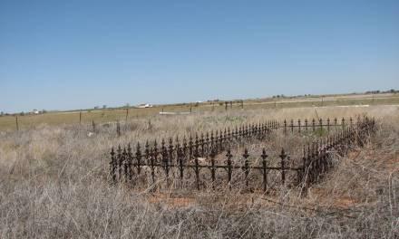 New Home Cemetery, Quay County, New Mexico (S of Tucumcari)