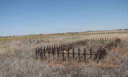 New Home Cemetery, Quay County, New Mexico (S of Tucumcari)