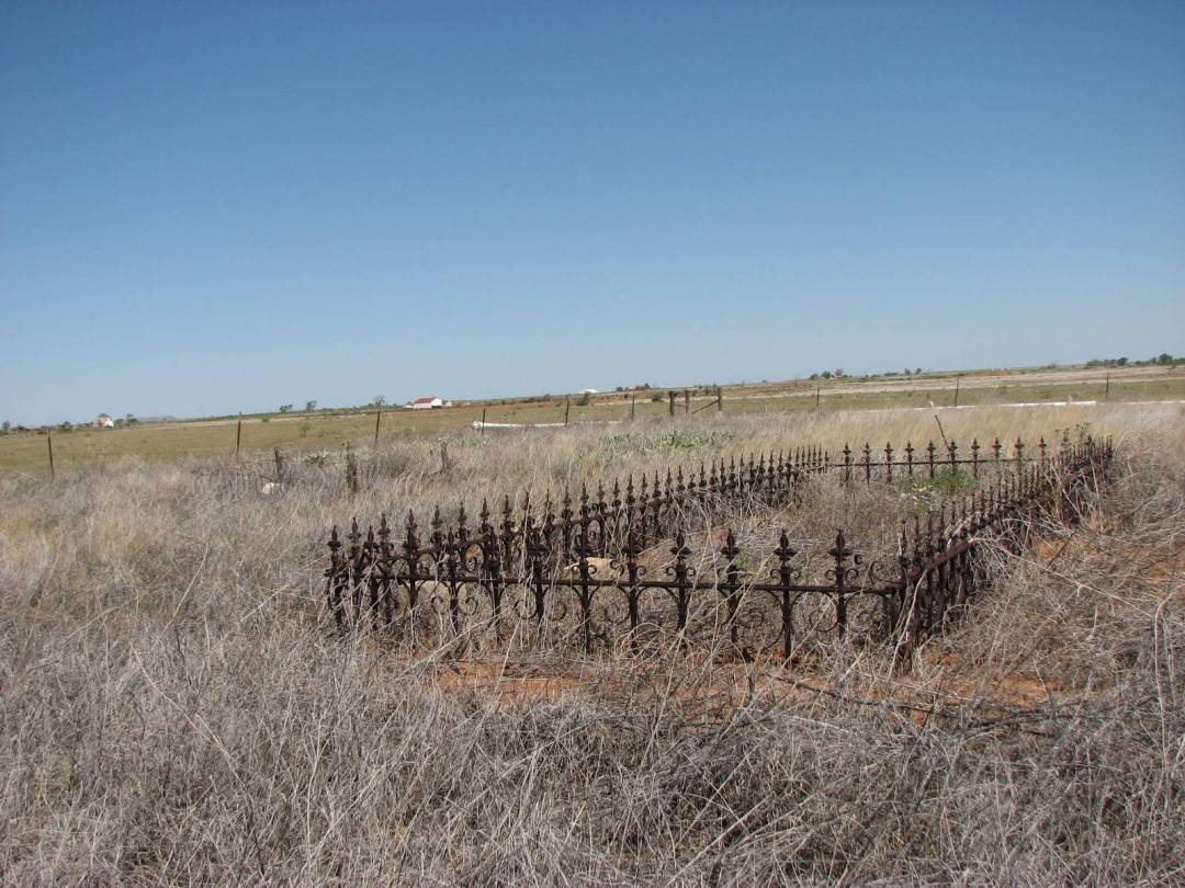 New Home Cemetery, Quay County, New Mexico