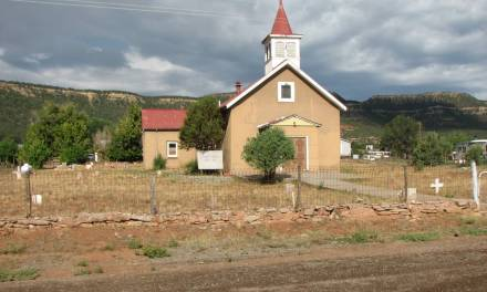 Holy Family Cemetery, Rowe, San Miguel County, New Mexico