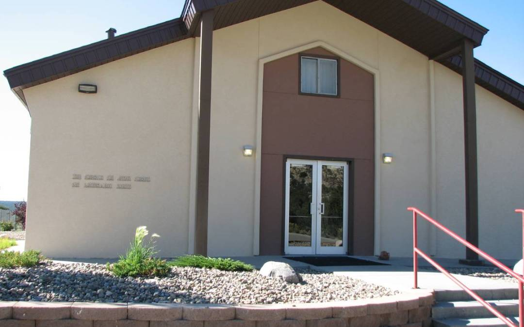 Lybrook LDS Cemetery, Lybrook, Rio Arriba County, New Mexico