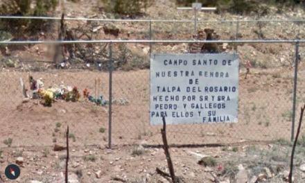 Nuestra Senora de Talpa Cemetery, Villanueva, San Miguel County, New Mexico
