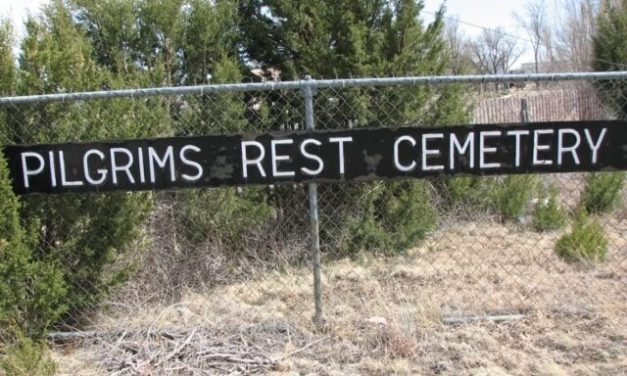 Pilgrims Rest Cemetery, San Miguel County, New Mexico