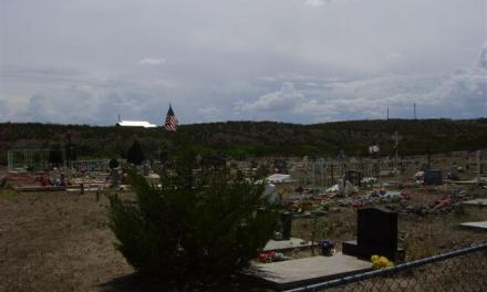 Luis Lopez Cemetery, Luis Lopez, Socorro County, New Mexico
