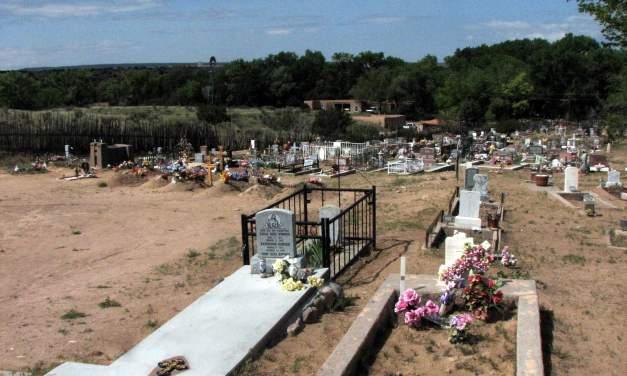 Nambe Catholic Cemetery, Nambe, Santa Fe County, New Mexico