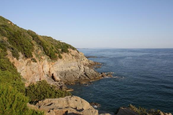 Livorno and the Sea