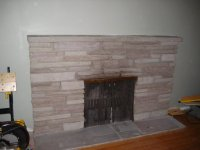 Gallery 3 (Wood Covering the Fireplace) | nmWoodworking.com