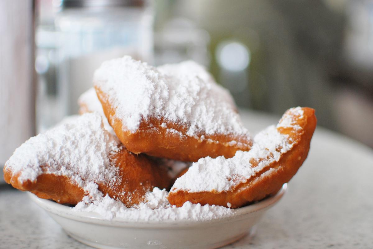 Beignet Doughnuts