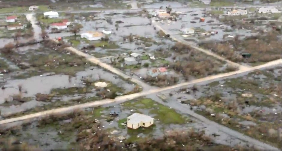 Barbuda devastation https://www.facebook.com/abstvradio/videos/1505370289562190/ Credit: ABS TV/Radio