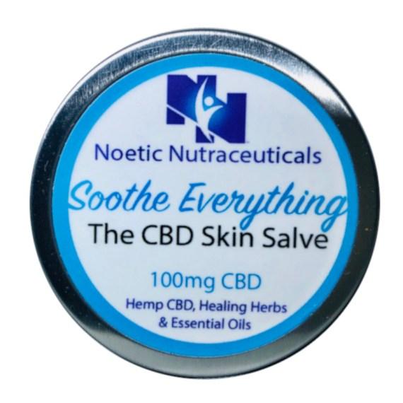 soothe everything CBD skin salve