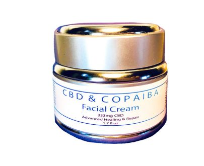 CBD Copaiba Facial Cream