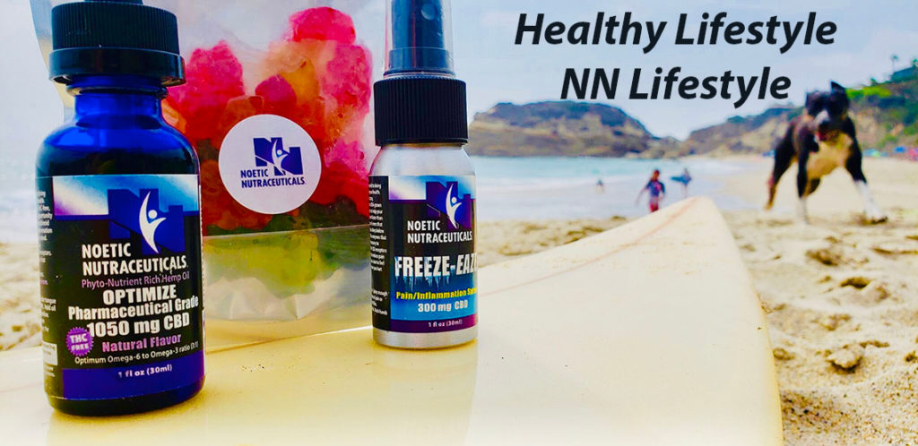 Noetic CBD Healthy Lifestyle