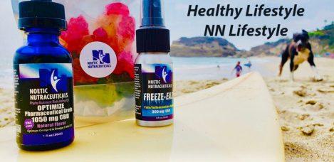 Noetic CBD Healthy Lifestyle