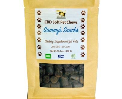 Sammys Snacks 2mg CBD