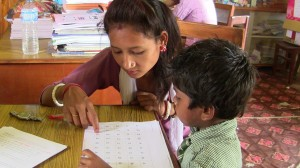 Rajbanshi reading assessment