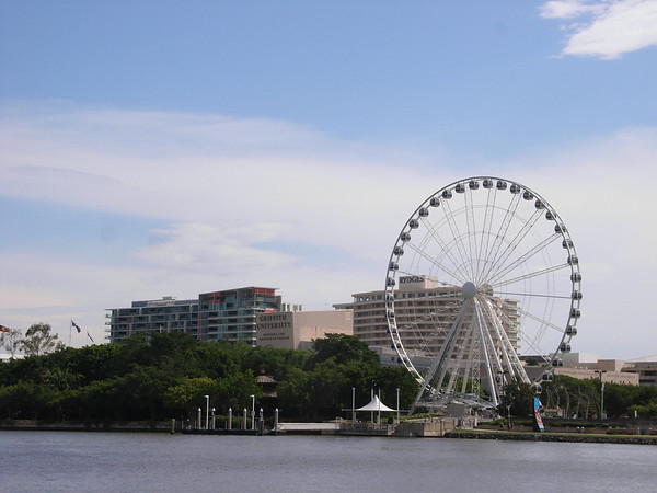 The Brisbane Wheel!