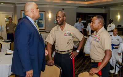 Video: Lt. Gen. Ronald Bailey Addresses Attendees at the 2017 NNOA Symposium
