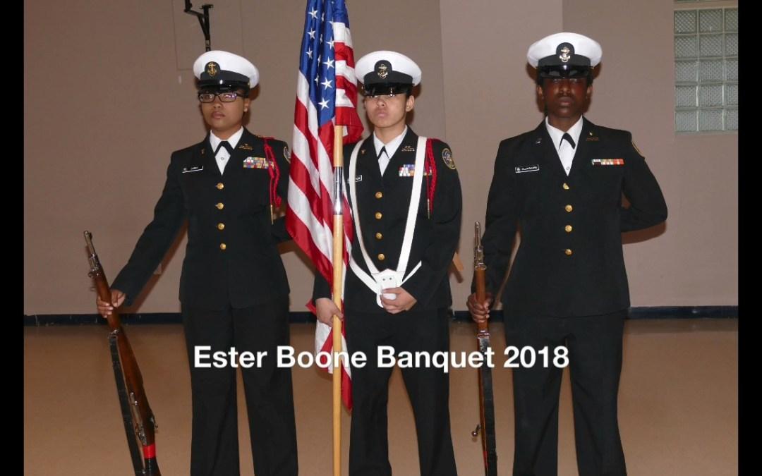2018 DC NNOA Ester Boone Scholarship Banquet