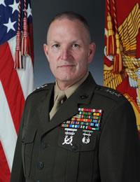 Lieutenant General Mark A. Brilakis, USMC