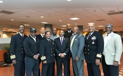 Washington DC Chapter Annual Veterans Day Visit to the Washington DC Veterans Hospital