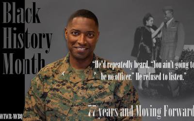 Black History Month – 77 Years and Going Forward