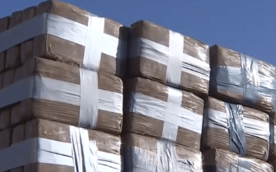 SEAPOWER – Coast Guard Offloads 34,780 Pounds of Cocaine in Port Everglades