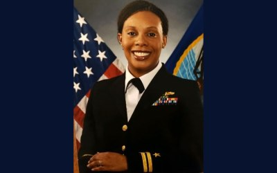 JO IN THE SPOTLIGHT – LT Christina Johns Williams, USN