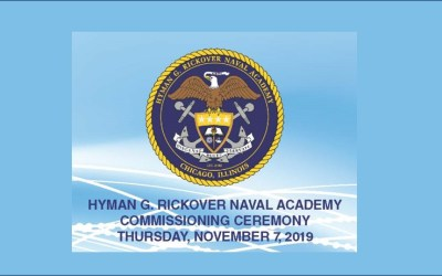 Chicago Remembers Admiral Hyman G. Rickover