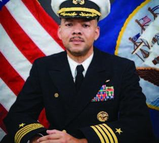 Spotlight on Leadership – Captain Dewon Chaney