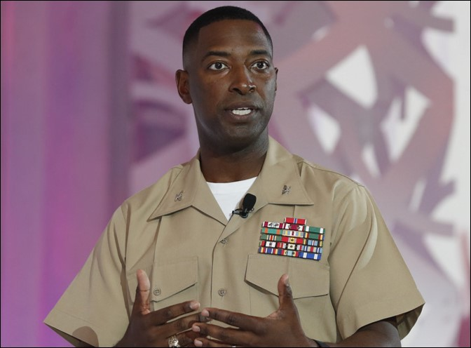Year of the Captains & Colonels:  Colonel Ahmed Williamson, USMC