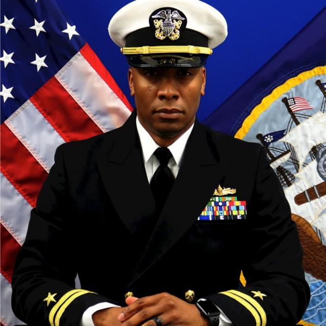 Lieutenant James Barksdale Jr. – Halsey Bravo Fellow at the US Naval War College